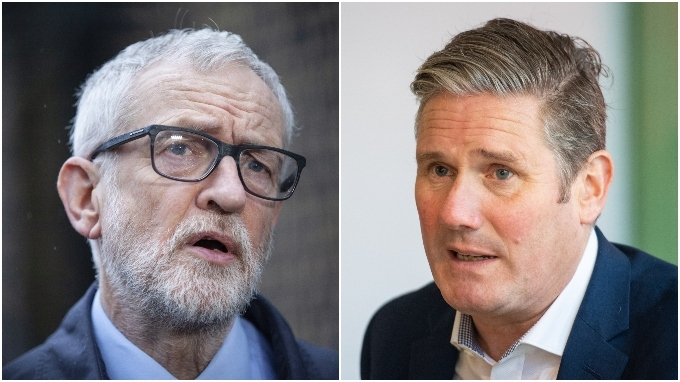 New leader Sir Keir Starmer, since taking over from Mr Corbyn, has committed to a zero tolerance approach to anti-Semitic discrimination in the party.