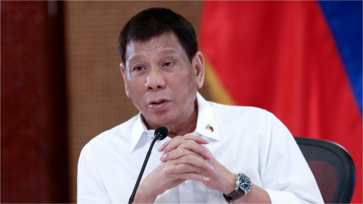 Philippine President Rodrigo Duterte quitting politics and dropping out of  election   ITV News