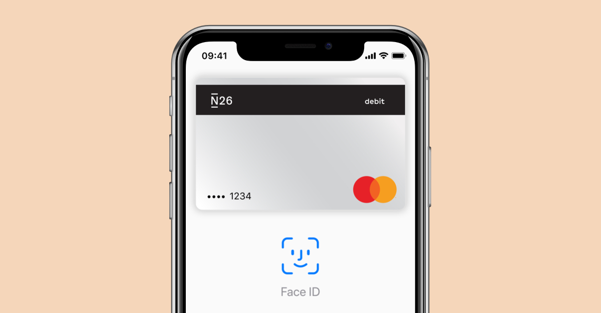 N26 with Apple Pay in 3 new countries — N26 Europe