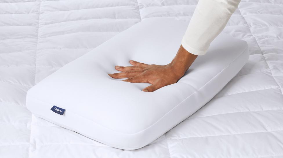 memory foam pillow cooling