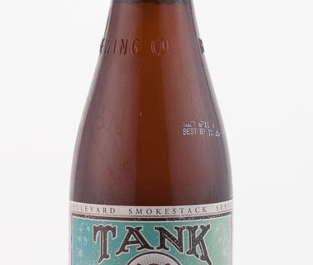 Boulevard Brewing Company Tank