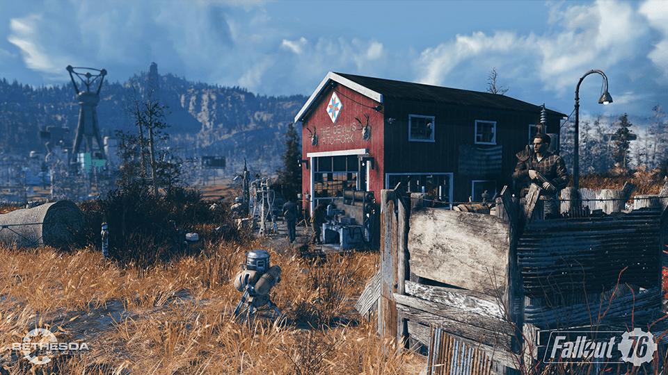 E3 2018 Fallout 76