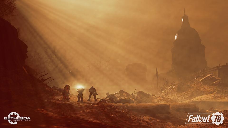 Fallout76 Nuked