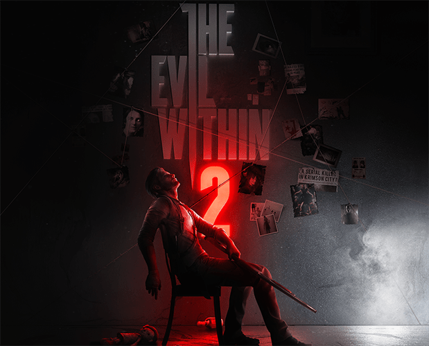Image result for Evil Within 2 video game