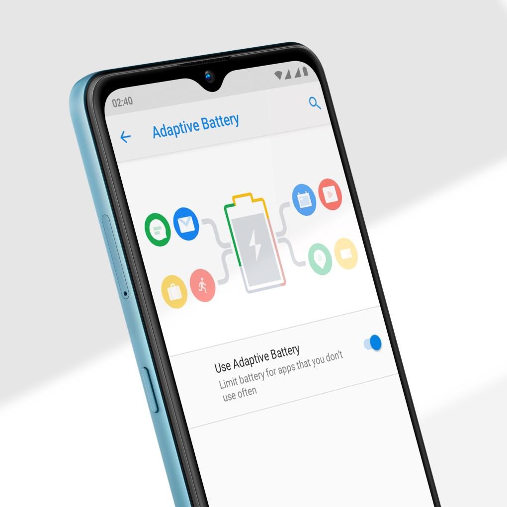 Nokia 2.4 - Adaptive Battery
