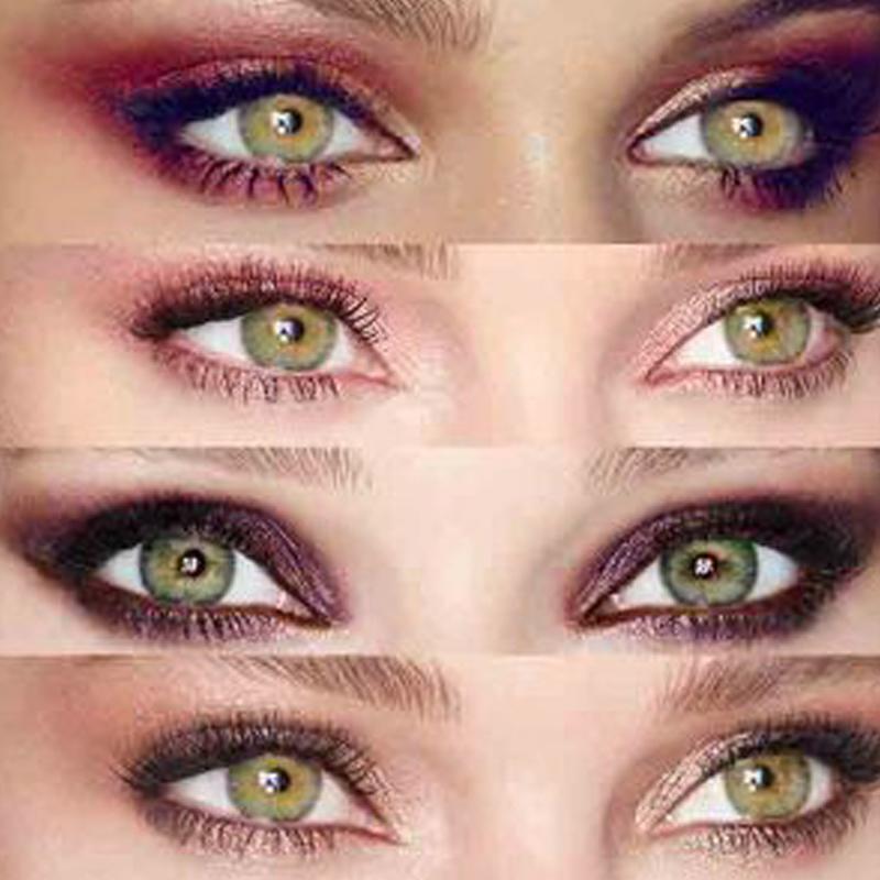 Make Green Eyes Pop