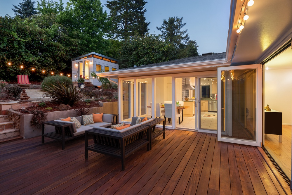 lighting options for your patio this