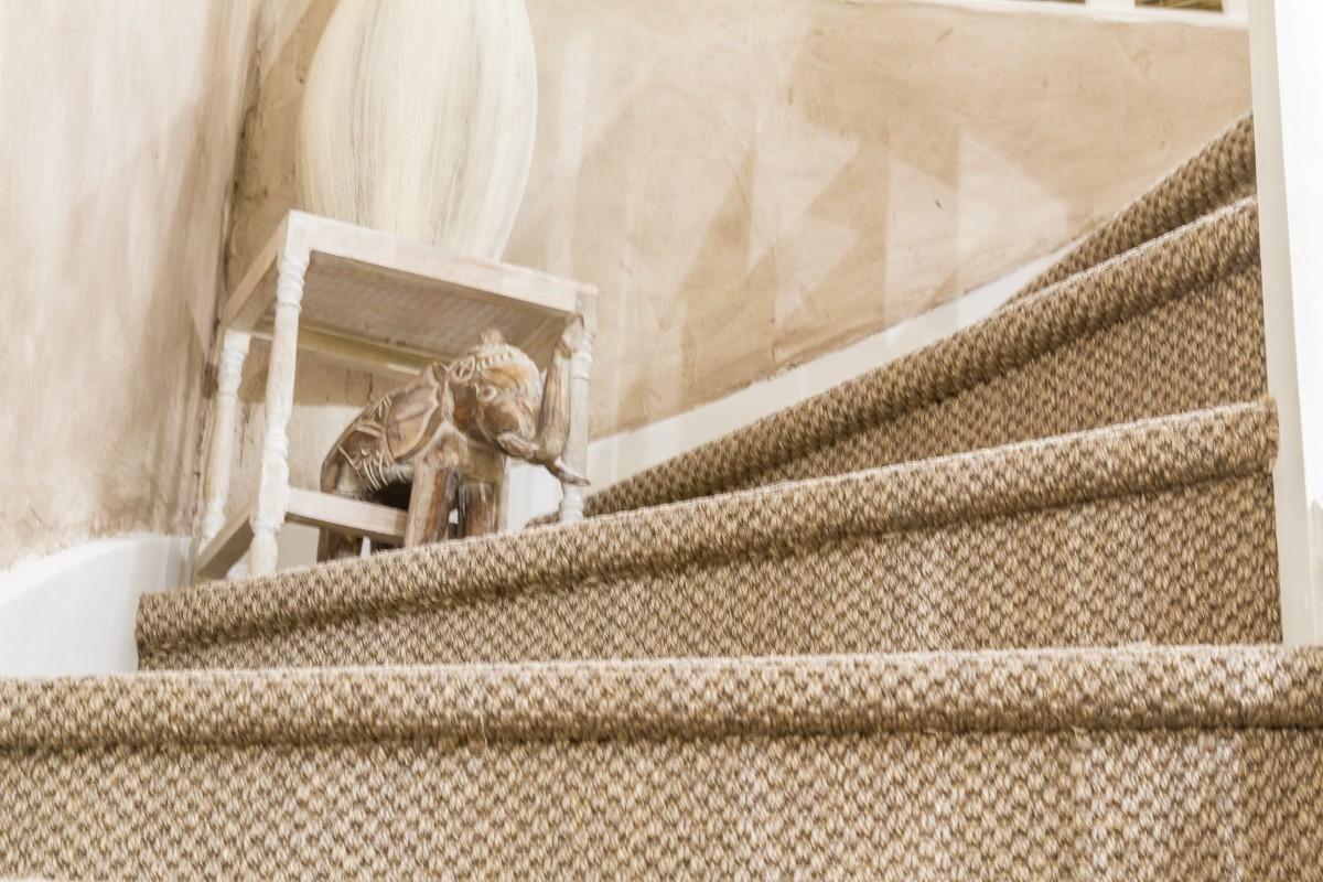 Renovation D Escalier En Sisal Saint Maclou Saint Maclou
