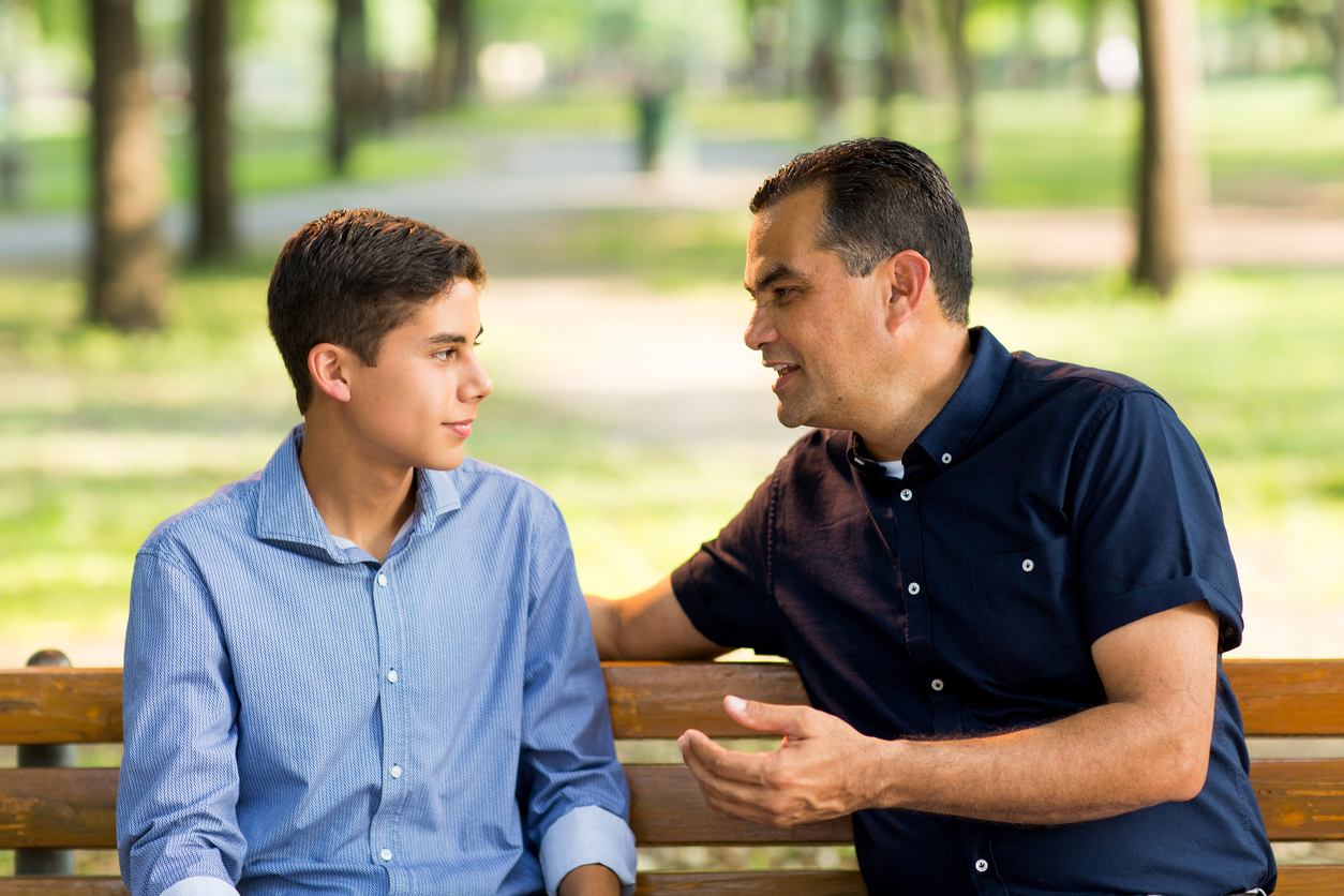 Things To Discuss With Your Teen About