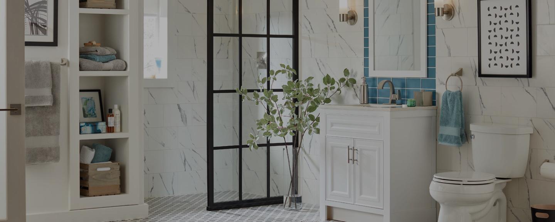 Shower Door Installation At The Home Depot