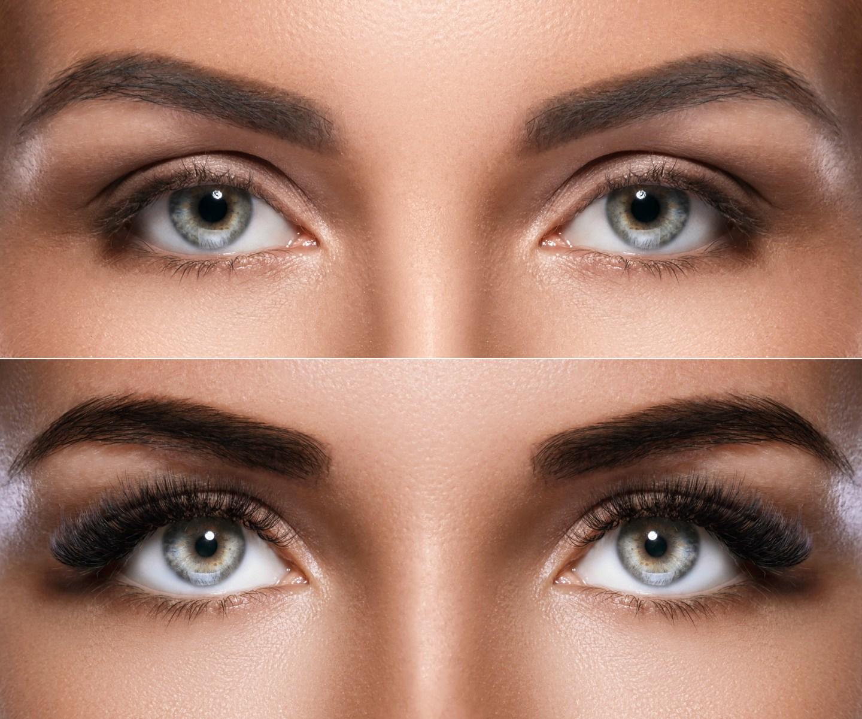Naturally Full Eyebrows