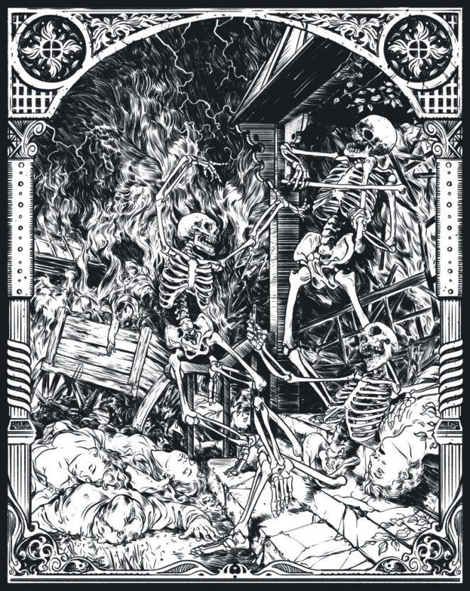 Nation Of Bones ❧ Current Affairs 5