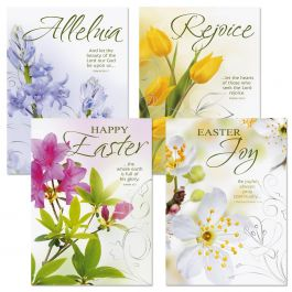 Joy Deluxe Foil Religious Easter Cards Current Catalog