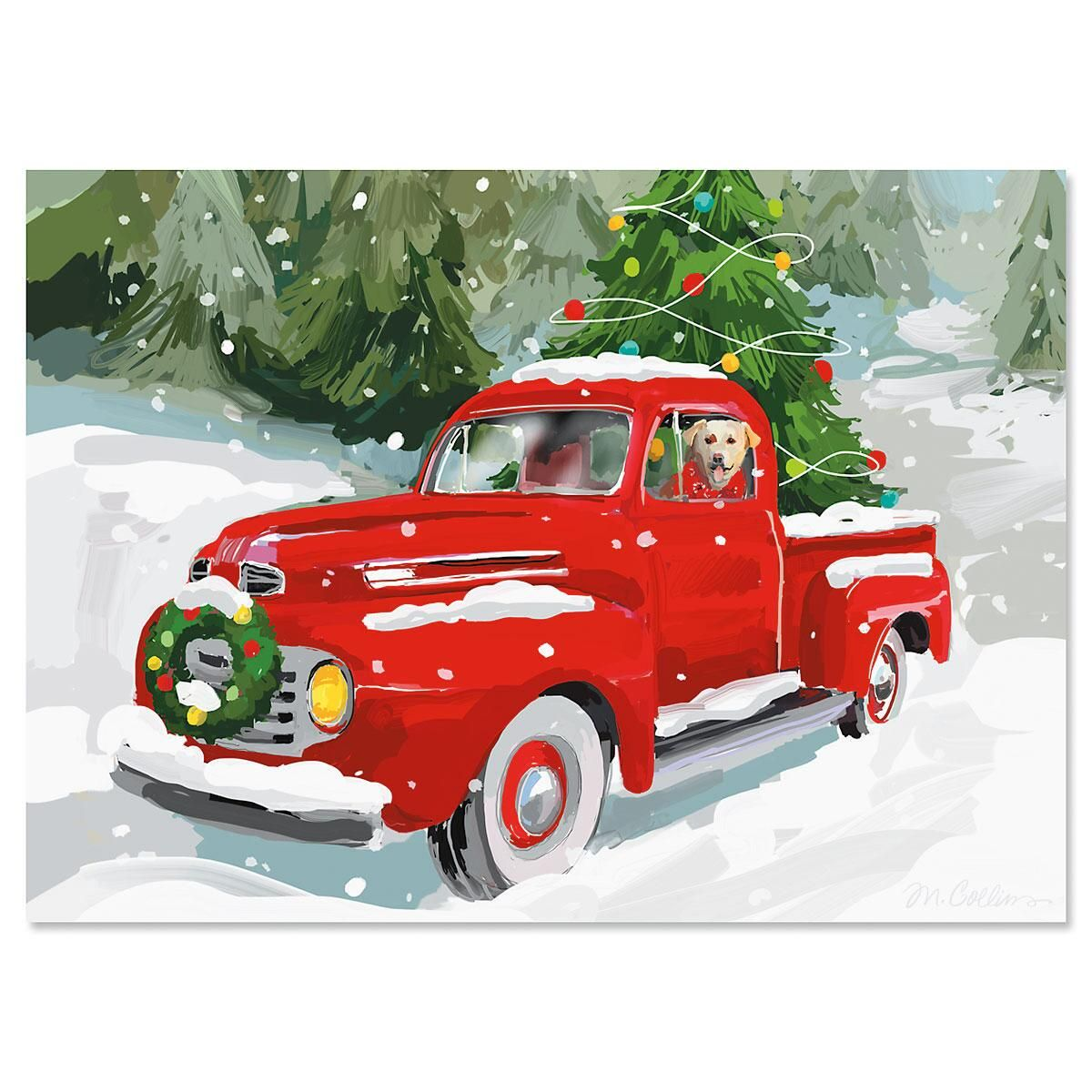 Hallmark Personalized Christmas Cards