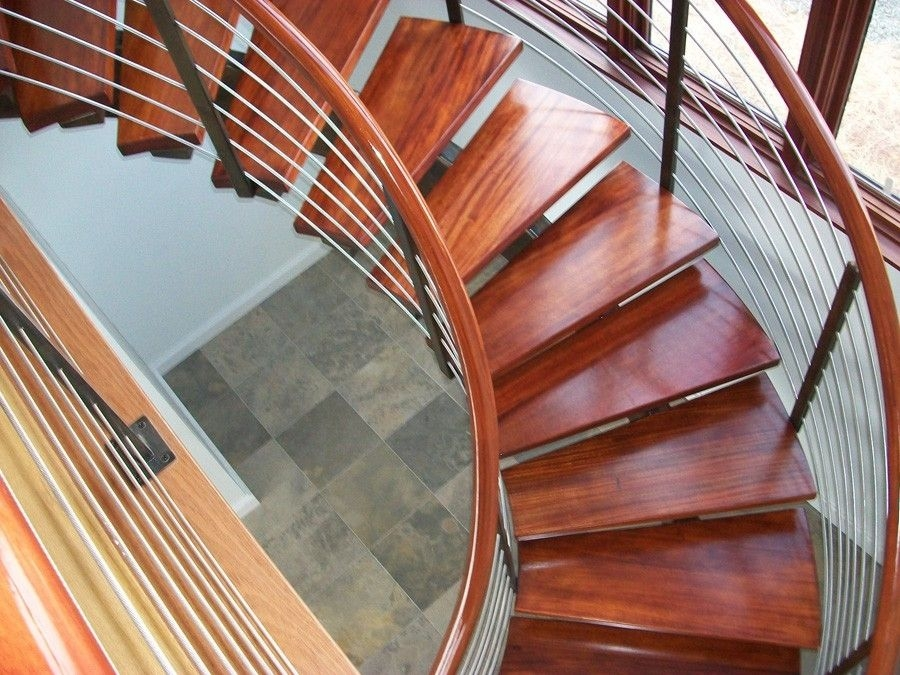 Custom Modern Floating Treads By Stair Supplies Custommade Com | Floating Wood Stair Treads | Stair Nosing | Stair Railing | Stair Parts | Viewrail | Trade Assurance