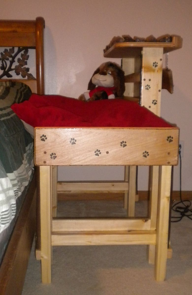 Custom Dog Bed By Woodworks By Sullivan