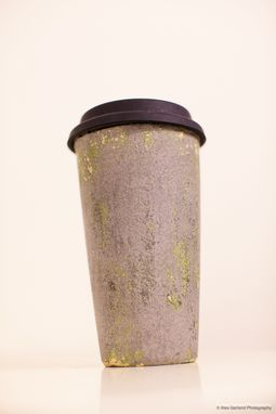 Handmade Concrete Coffee Cups by concrete coffee cup ...