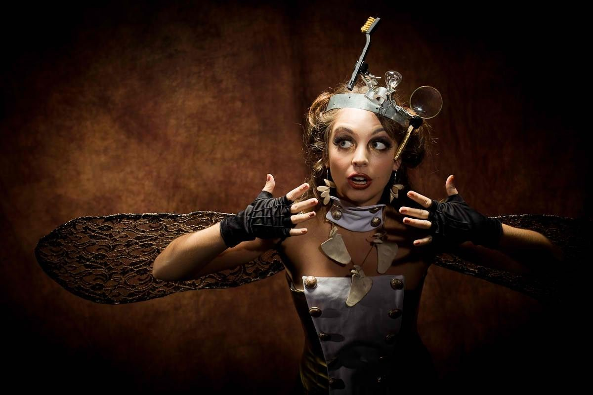 Buy A Custom The Steam Punk Tooth Fairy Made To Order