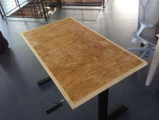 Hand Made Oriented Strand Board Osb Desktops 2X4 By MKarl LLC