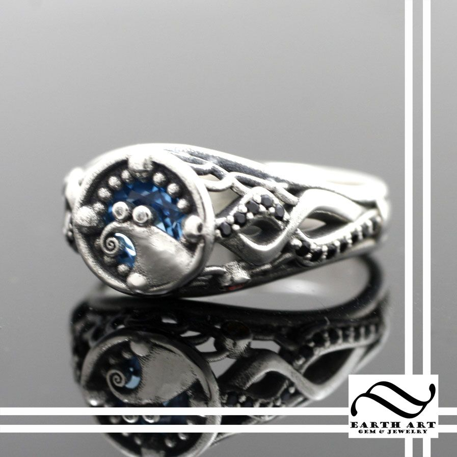 Buy A Hand Made When Jack Met Sally Nightmare Engagement