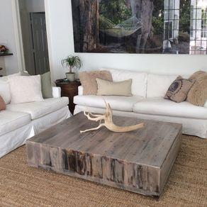 reclaimed wood coffee tables barnwood