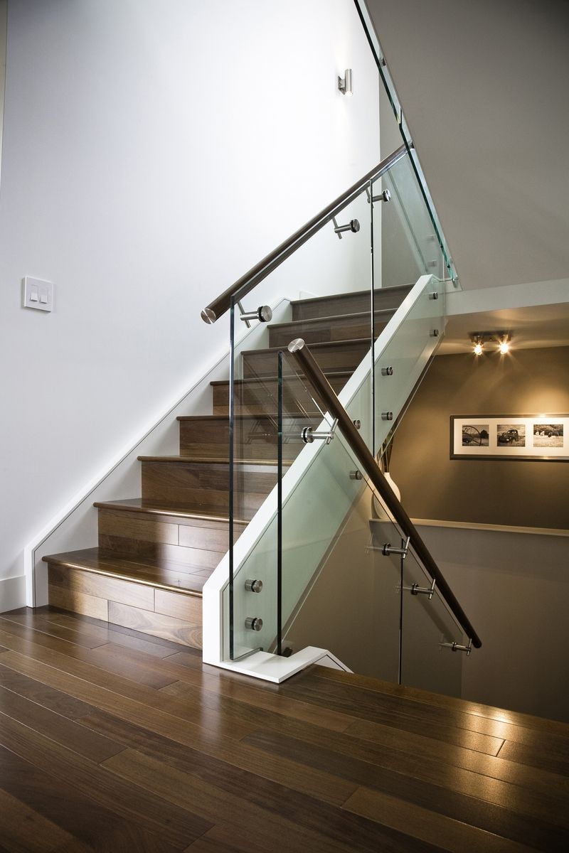 Awesome Details Staircase And Glass Balustrade Staircase Dwg
