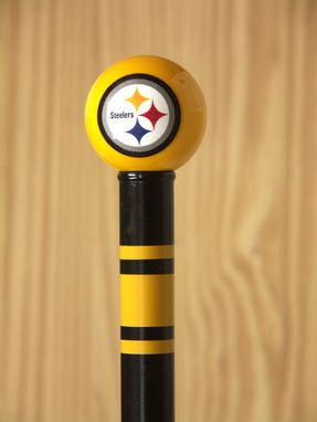 Buy A Custom Nfl Walking Cane College Made To Order From