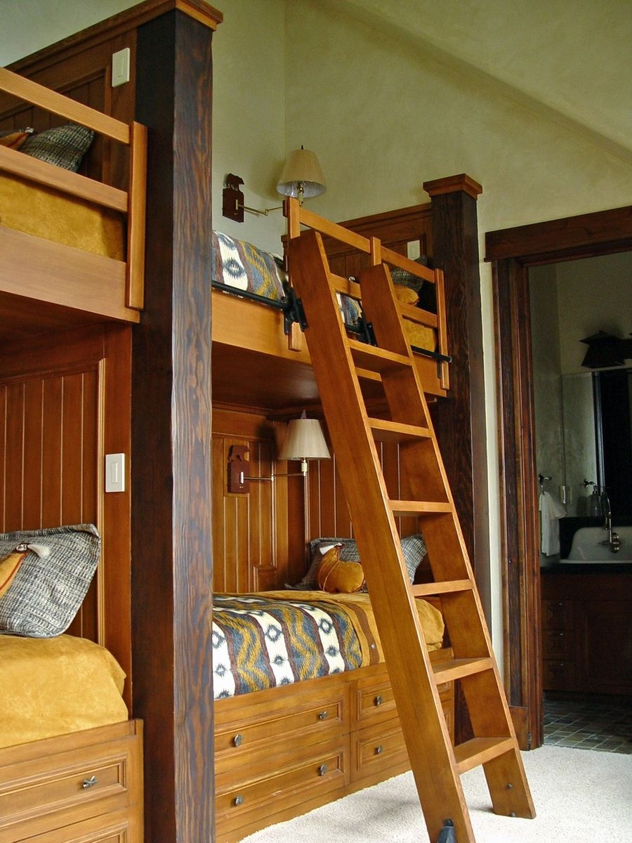 Custom Made Bunk Beds By FURNITURE BY CARLISLE LLC