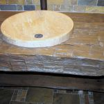 Hand Crafted Rustic Bath Vanity Reclaimed Barnwood By Intelligent Design Woodwork Custommade Com
