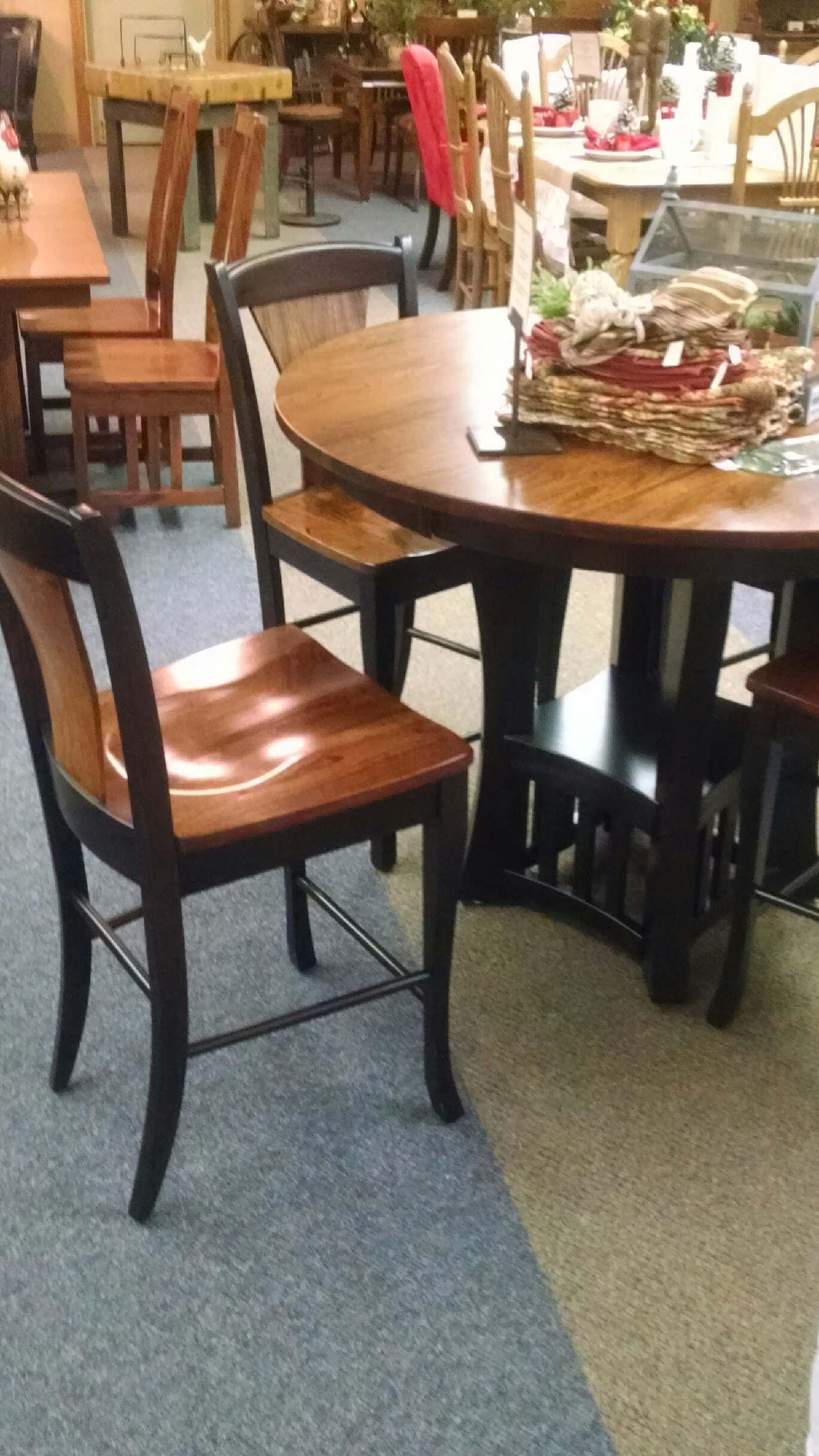 Hand Crafted Salida Table By Walnut Creek Furniture