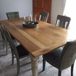 Todd Gladfelter  Worthys Run Furniture   Hedgesville  WV Farmhouse Table by