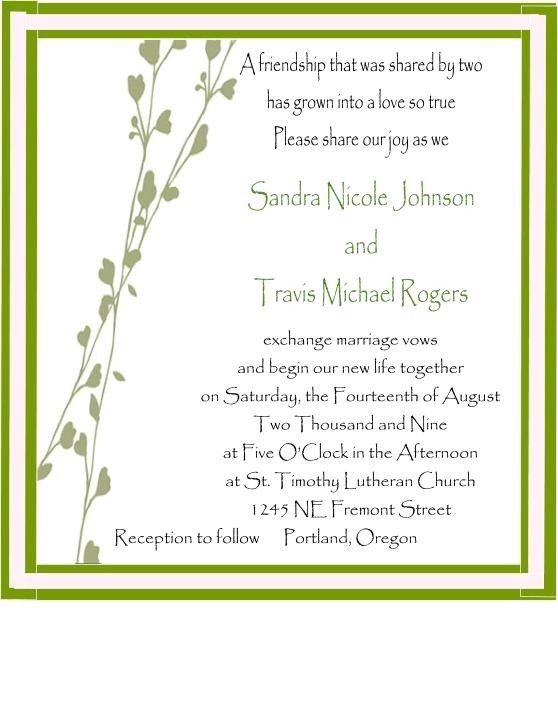 Green C Orange Jamaican Hummingbird And Fl Vine Tropical Wedding Invitations