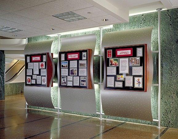 Handmade Corporate Communication Boards Target Corporation Guest Credit Center Minneapolis