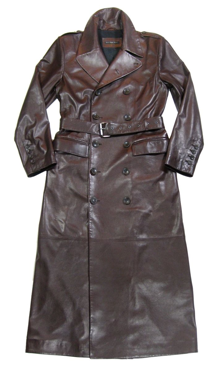 Hand Crafted Mens Bespoke Oxblood Brown Leather Edwardian