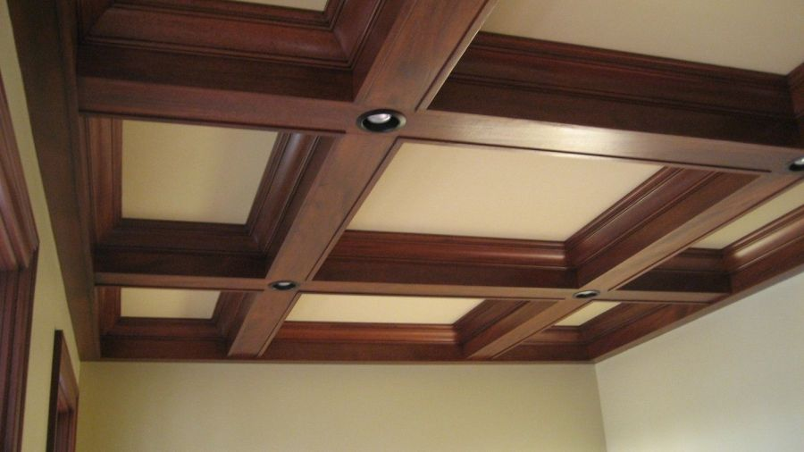 Hand Crafted Beam Ceiling by Bogdan s Wood   CustomMade com Beam Ceiling