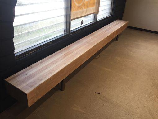 Hand Made Glulam Beam Bench By Make Studios Custommade Com