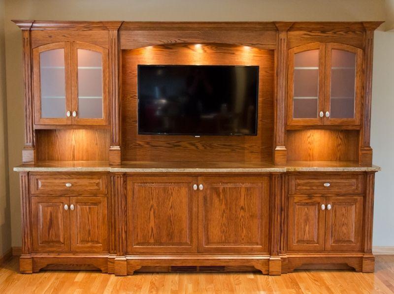 Custom Newport China And Buffet Cabinet By Cadolino Custom