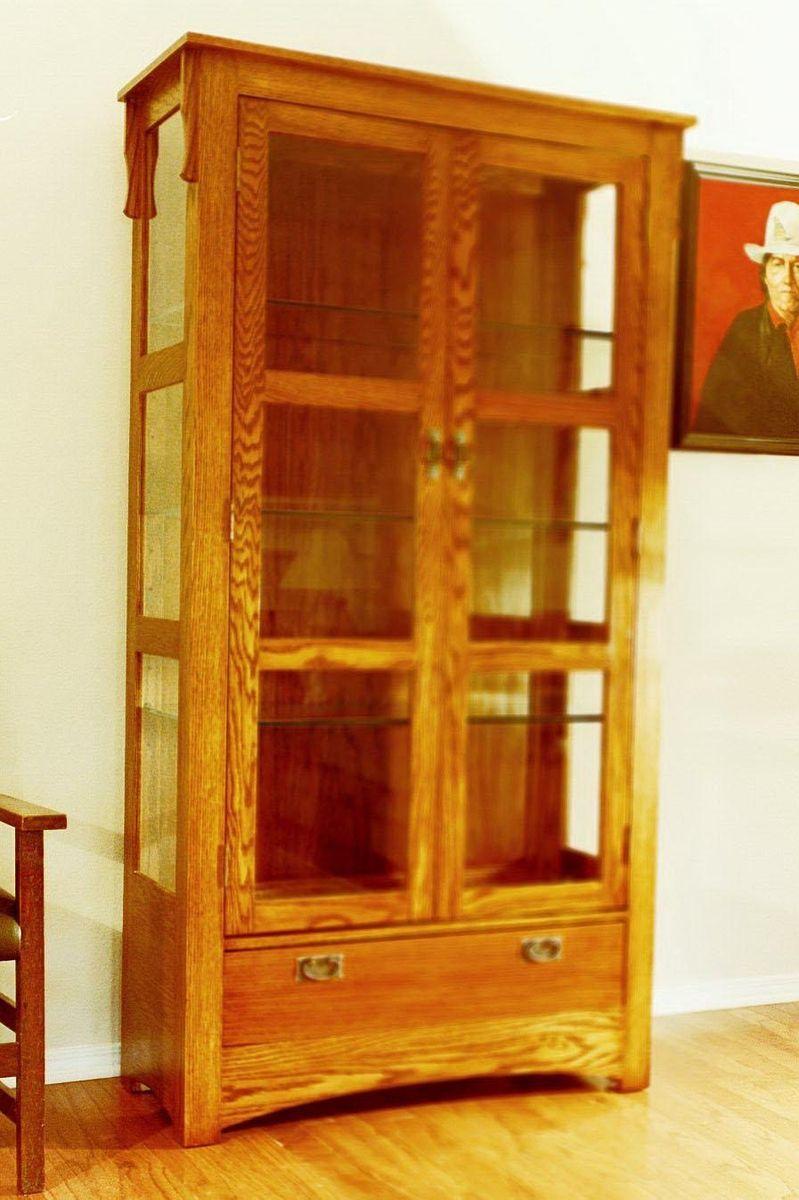 Red Oak Mission Furniture