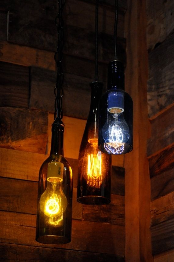 Antique Inspired Pendant Light