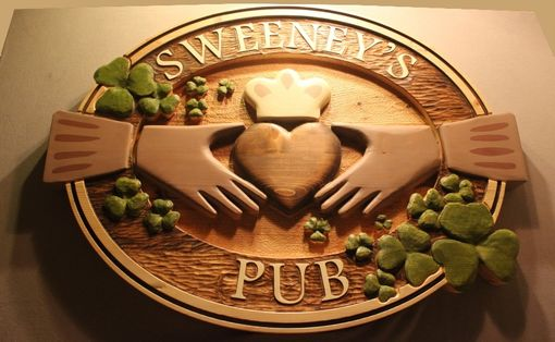 Handmade Custom Wooden Signs Carved Wood Signs Pub Signs Bar Signs Home Bar Signs