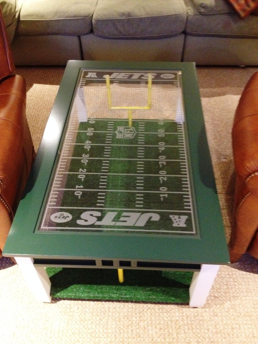 Hand Made Football Fans Coffee Table By Impressive