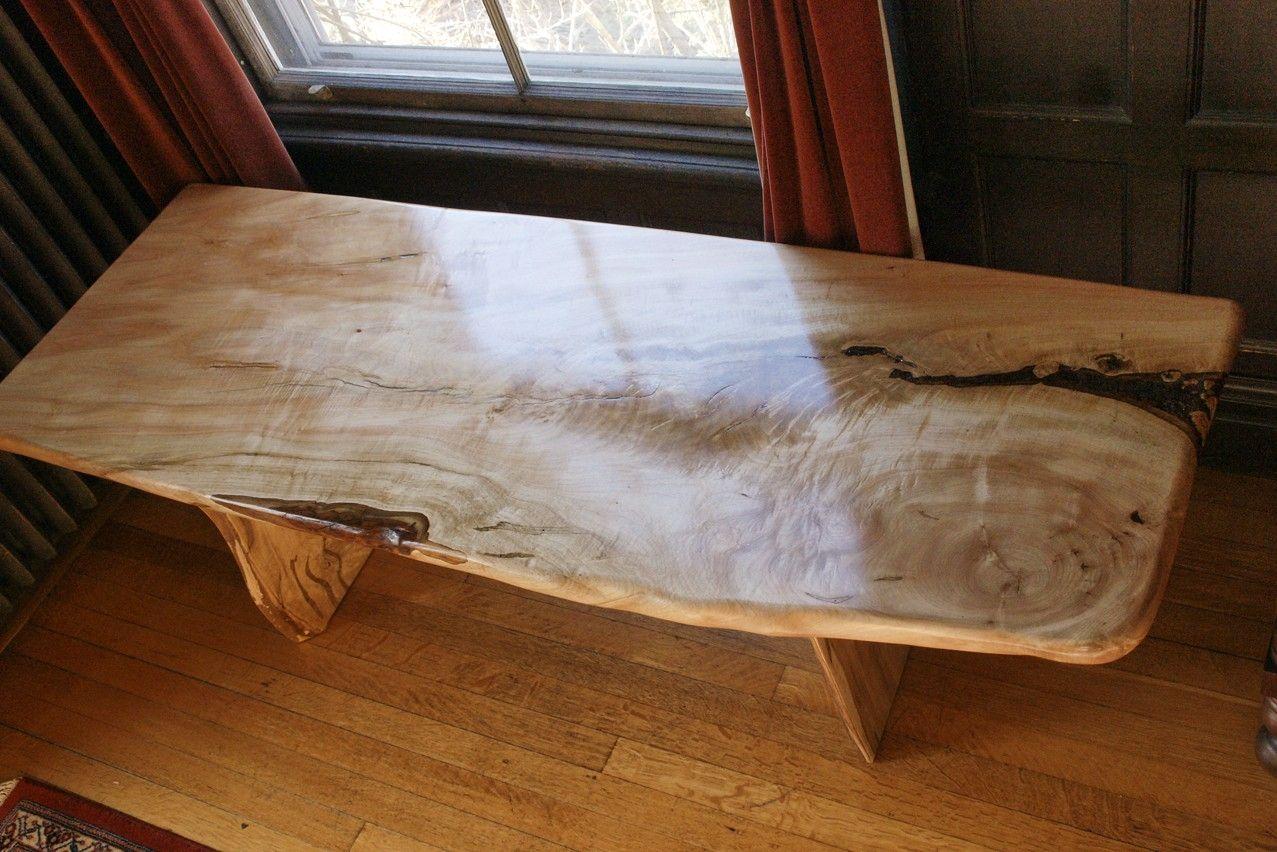 Custom Silver Maple Coffee Tables By Garybd Woodworking