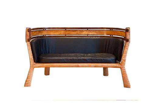 Custom Made Sofa Bench By Hobsons Woodart