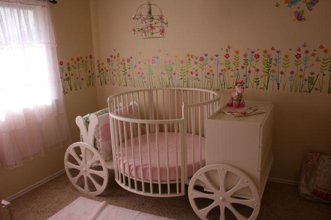 Custom Made Carriage Crib