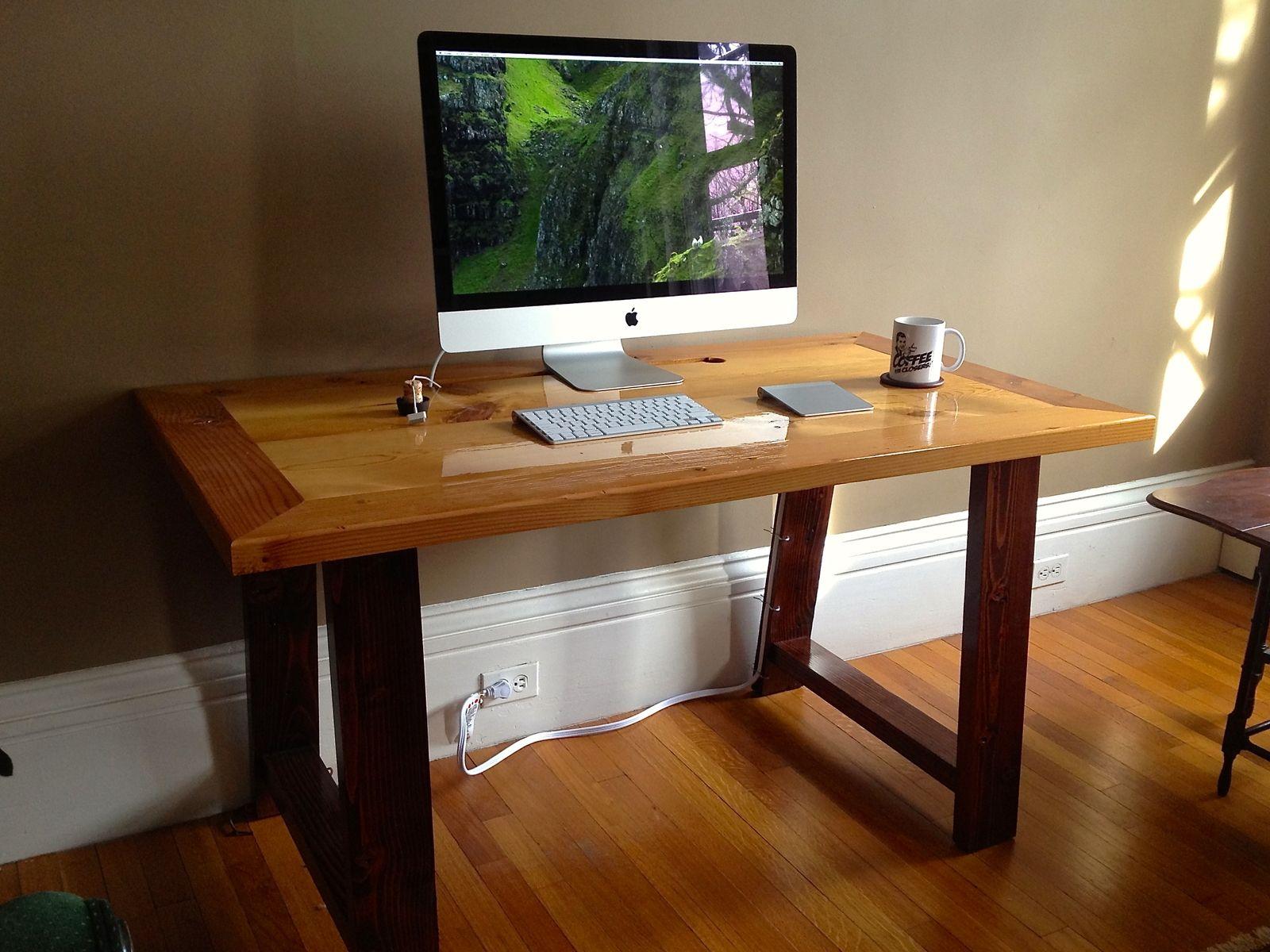 title | Cool Wooden Desks