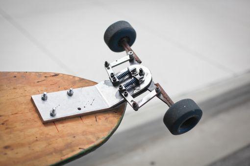 Handmade Custom Skateboard Trucks By Three D Works