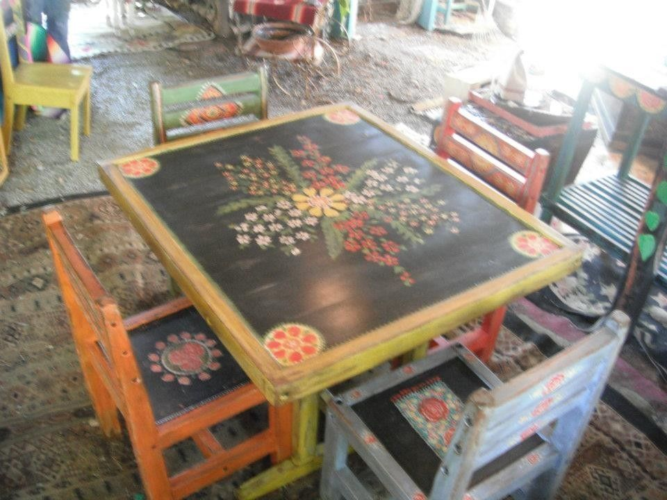 Hand Made Mexican Style Furniture By Renee Tay Amp Tayloe