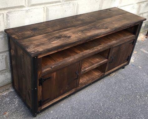 Custom Rustic Industrial Weathered Barn Board