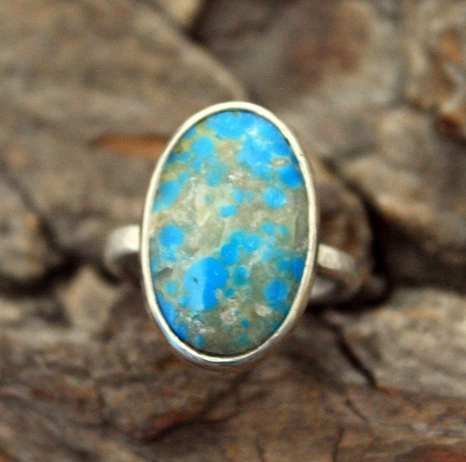 Buy A Hand Made Compass Mine Turquoise Stone Choose Your