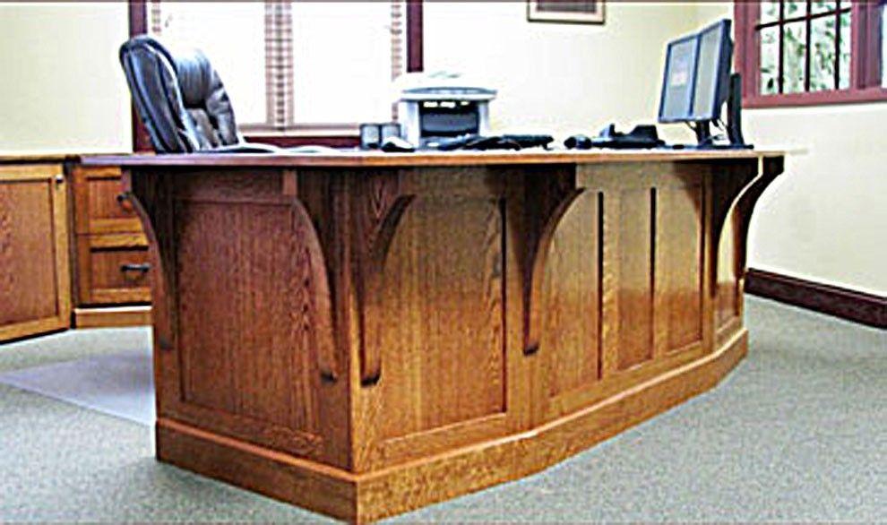 Mission Style Oak Furniture